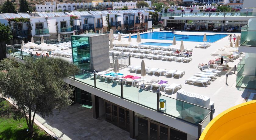 Фотография отеля Jasmin Beach Aparts