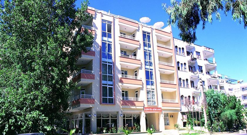 Фотография отеля Kleopatra Aytur Apart Hotel