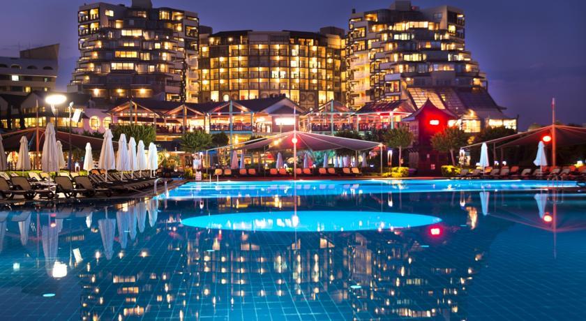 Фотография отеля Limak Lara De Luxe Hotel