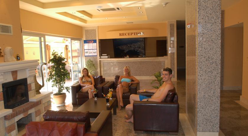 Фотография отеля Marmaris Beach Hotel (Natalie s Beach Hotel)