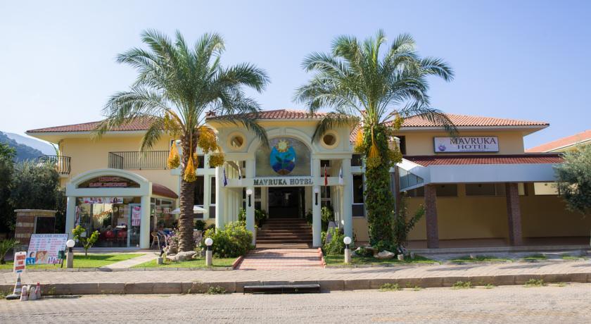 Фотография отеля Mavruka Hotel