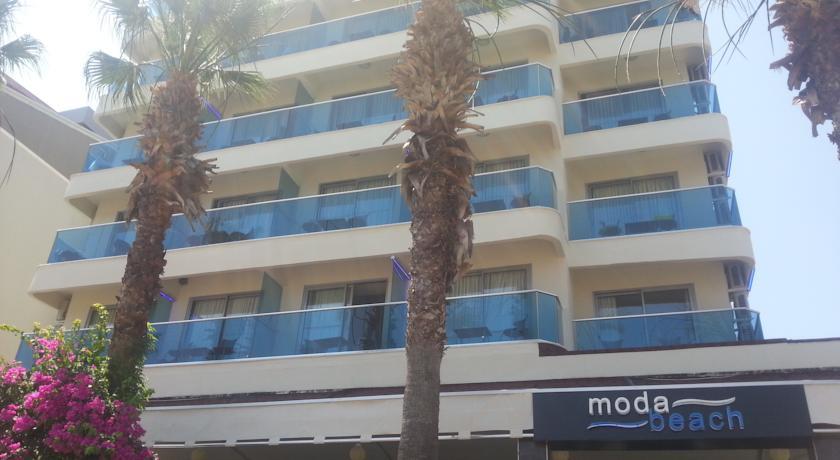 Фотография отеля Moda Beach Hotel