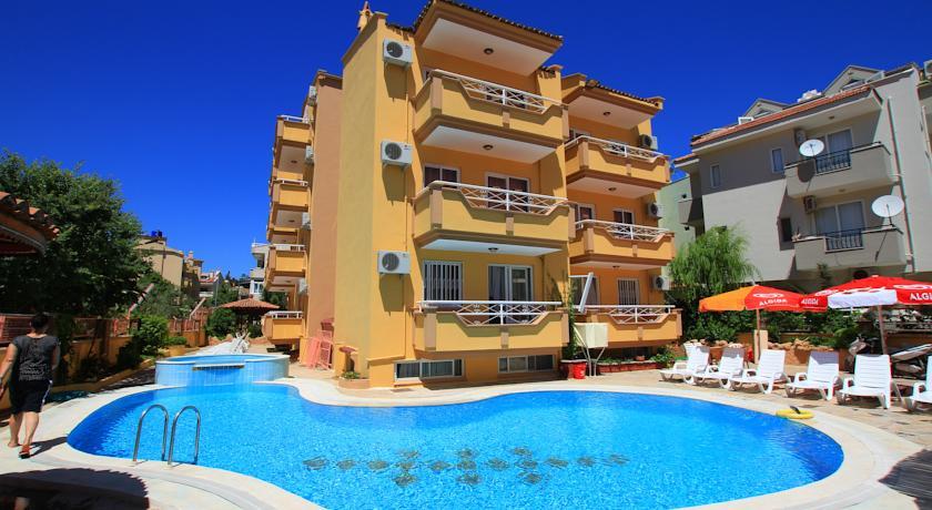 Фотография отеля Murat Selcuk Apart Hotel