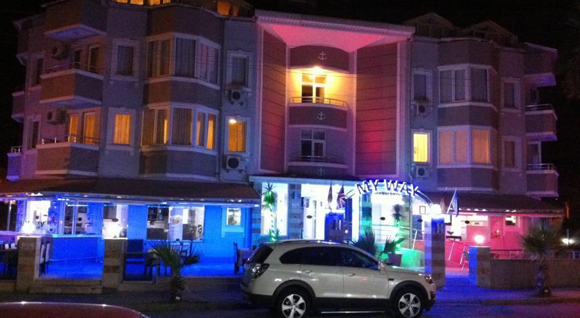 Фотография отеля Mymaris Hotel (ex. My Way Hotel)