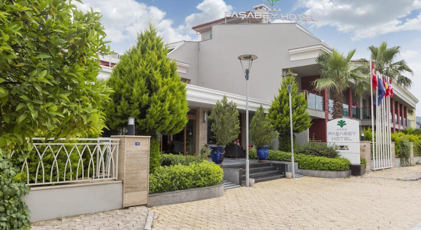 Фотография отеля Pasabey Hotel