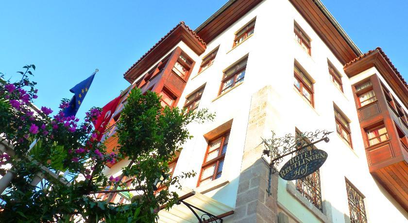 Фотография отеля Hotel Reutlingen Hof
