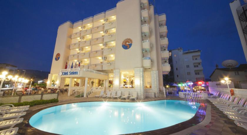 Фотография отеля Selen Hotel