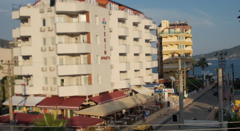 Фотография отеля Tekin Aparts