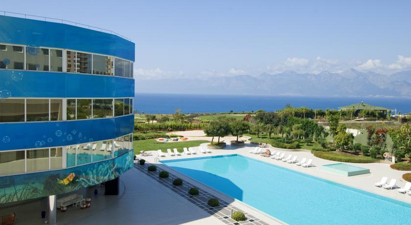 Фотография отеля The Marmara Antalya