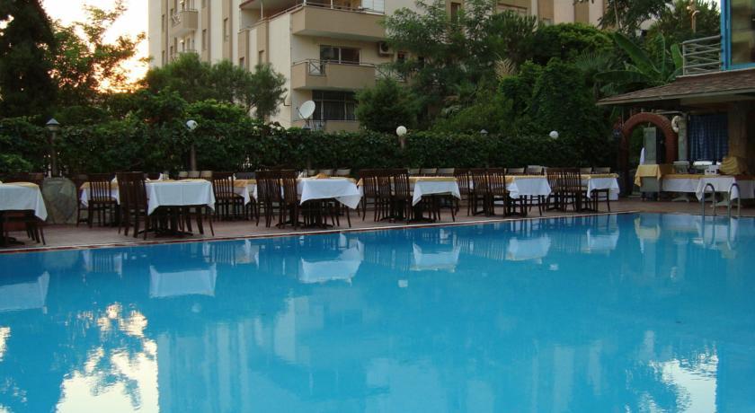 Фотография отеля Uslan Hotel Kusadasi