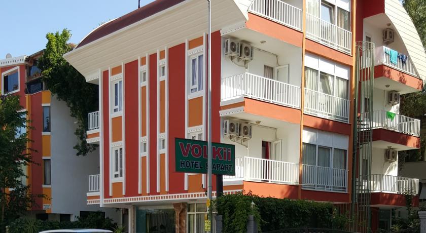 Фотография отеля Volkii Hotel