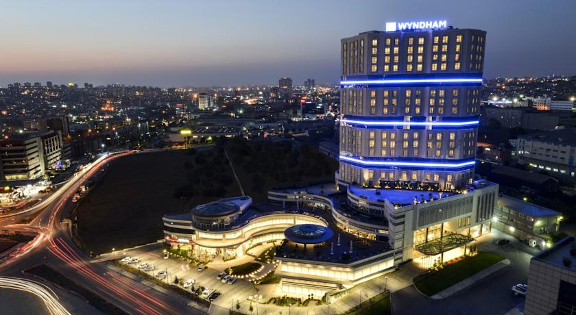 Фотография отеля Wyndham Istanbul Petek