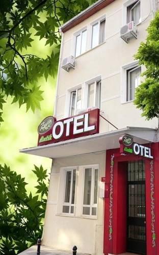 Фотография отеля Zeytin Hotel