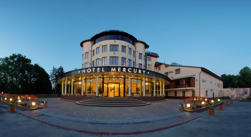 Фотография отеля Mercury Hotel