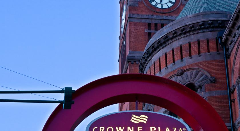 Фотография отеля Crowne Plaza Hotel Indianapolis Downtown