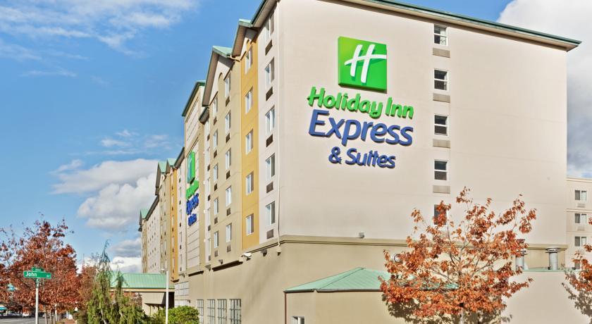 Фотография отеля Holiday Inn Express & Suites Seattle - City Center