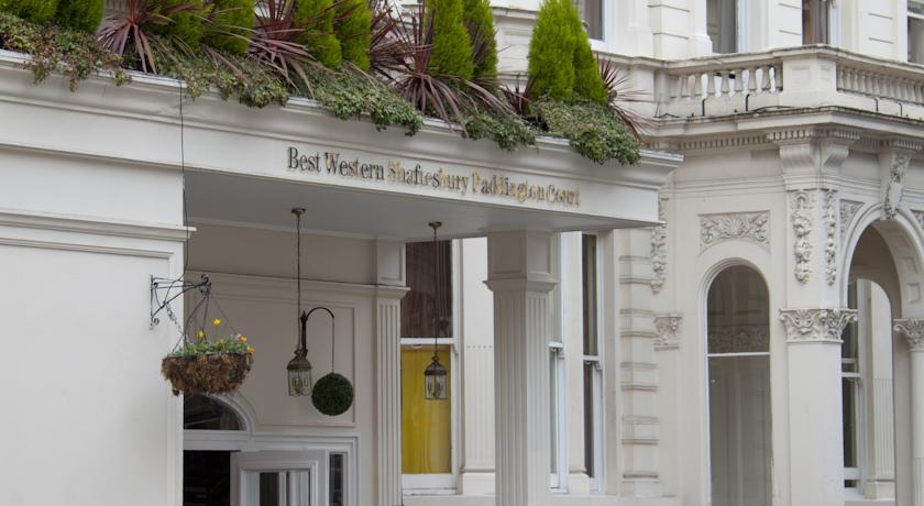 Фотография отеля Best Western Shaftesbury Paddington Court London