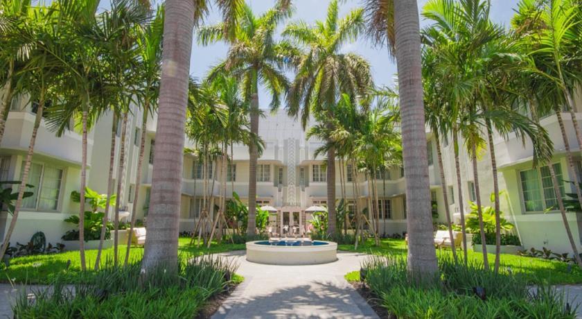 Отель Sbh South Beach Hotel Майами Бич